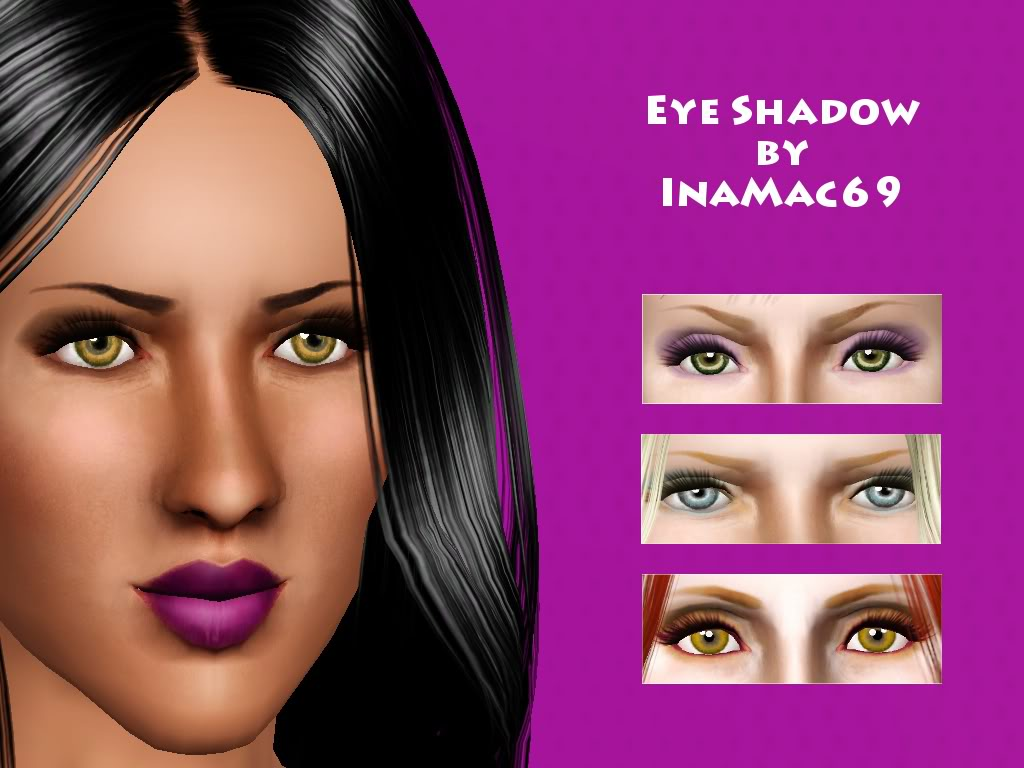 Basic EyeshadowA1 by InaMac69 *needs image* EyeshadowA1