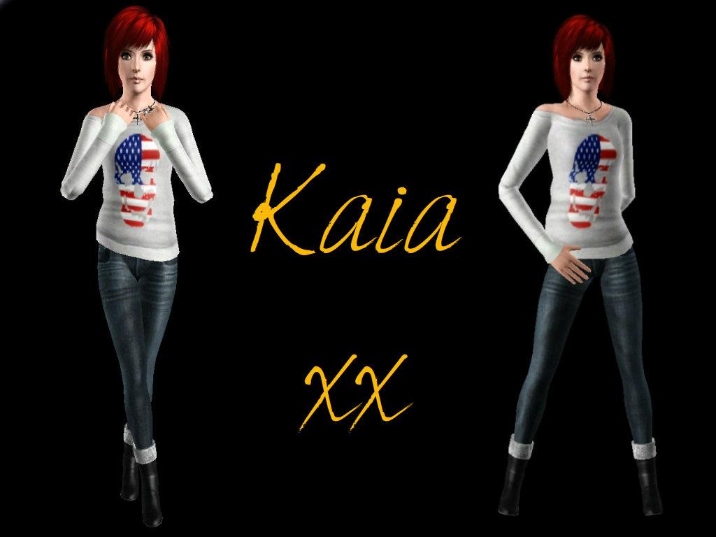 Kaia Woods Day-1