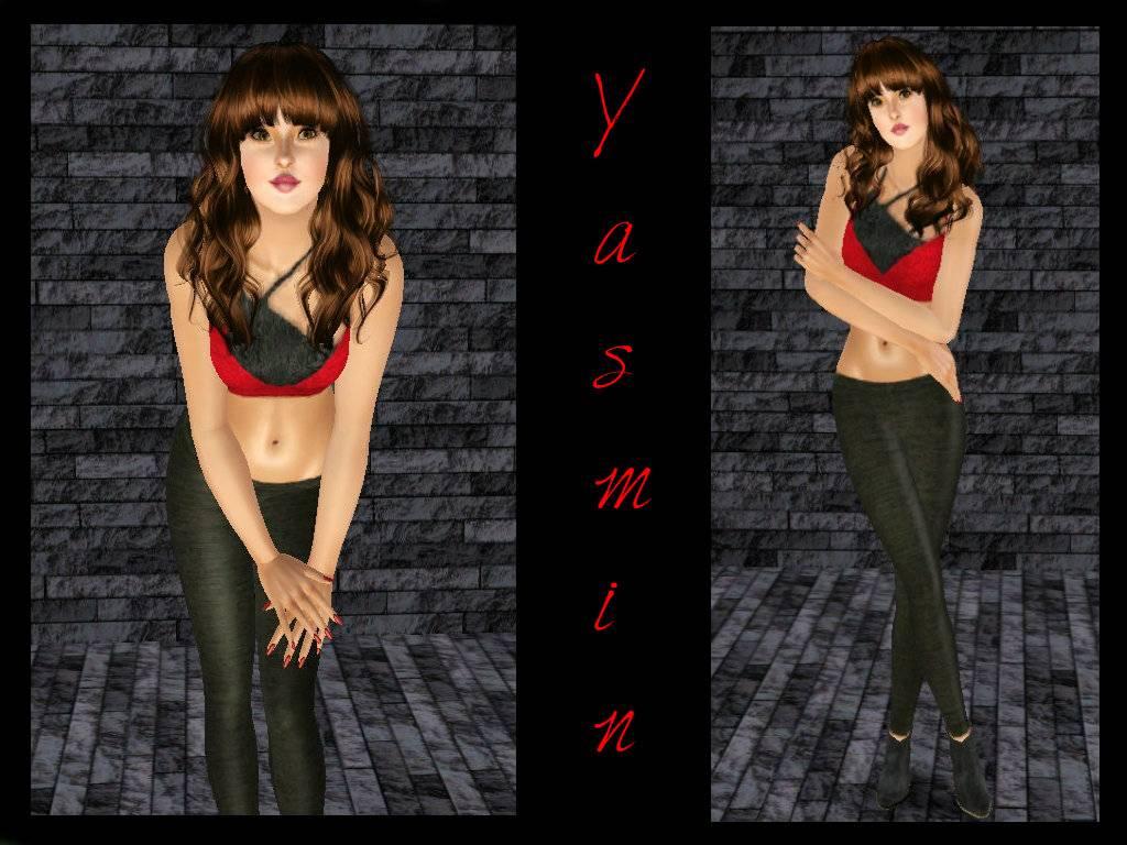 Simtech Exclusive - Yasmin Lee Eday