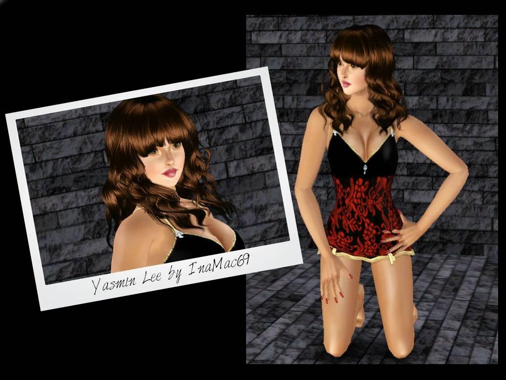 Simtech Exclusive - Yasmin Lee Sleep