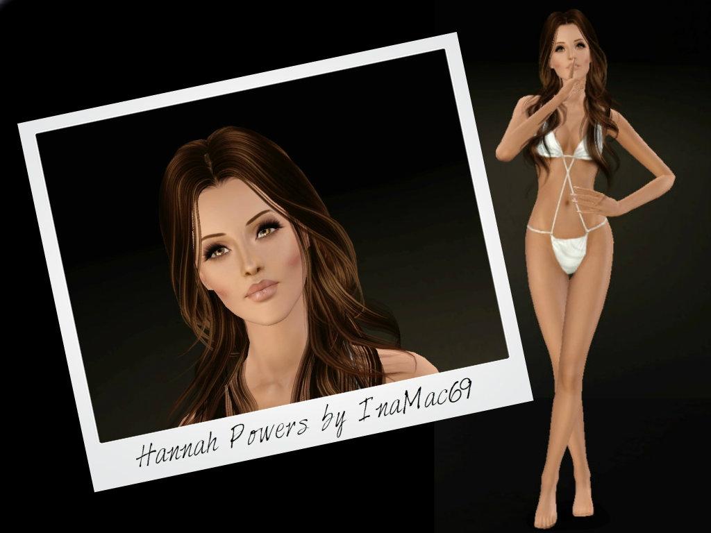 Hannah Powers Swimhan