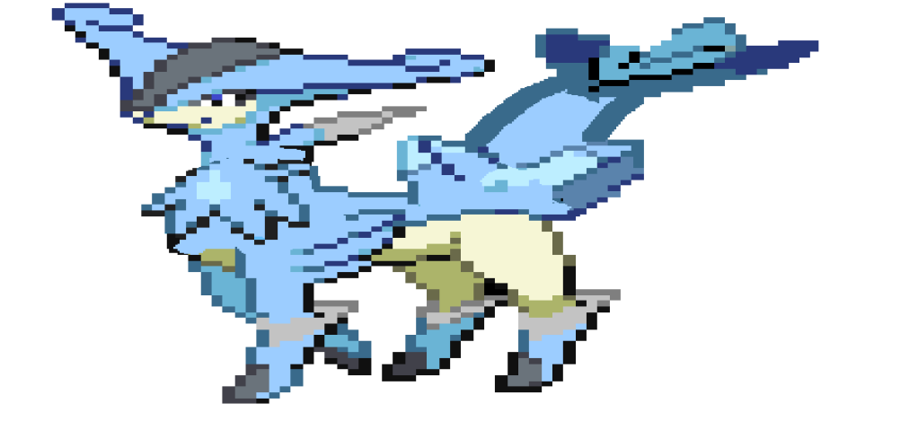 my pokemon sprite splices - Page 2 Icehunter