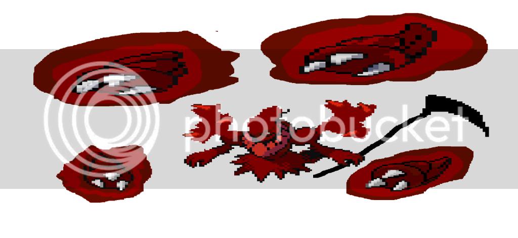 my pokemon sprite splices Soulkaizer