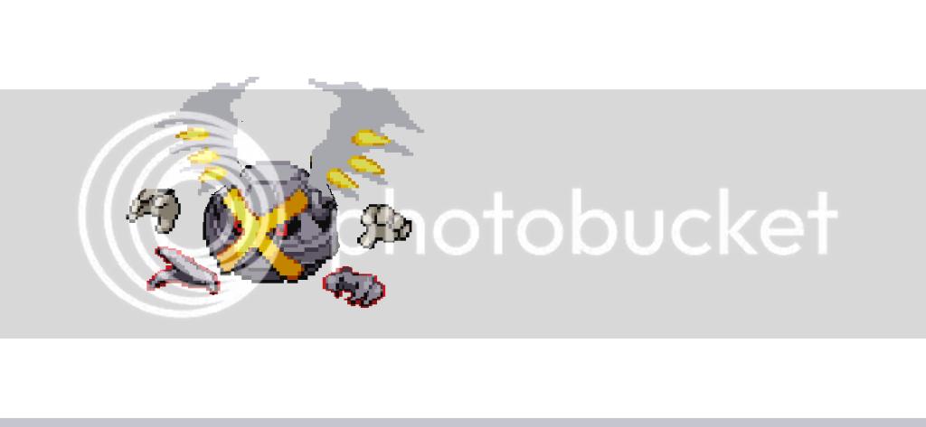 my pokemon sprite splices Soultakeis