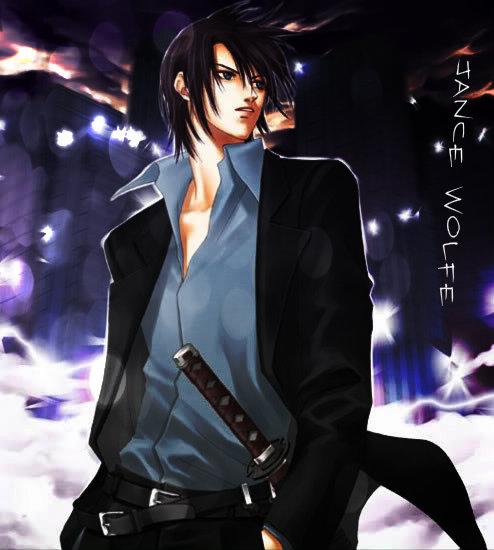 Anime's Characters  AnimeGuy15-1