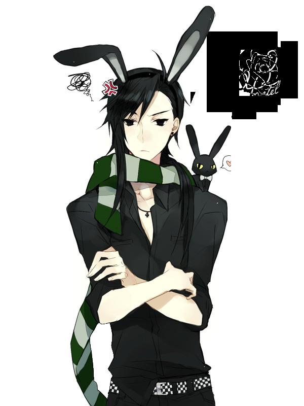 Una de... ZOMBIS!!!! Anime_bunny_boy_render_by_bbernkastel-d5qfu4w_zpse87c2589