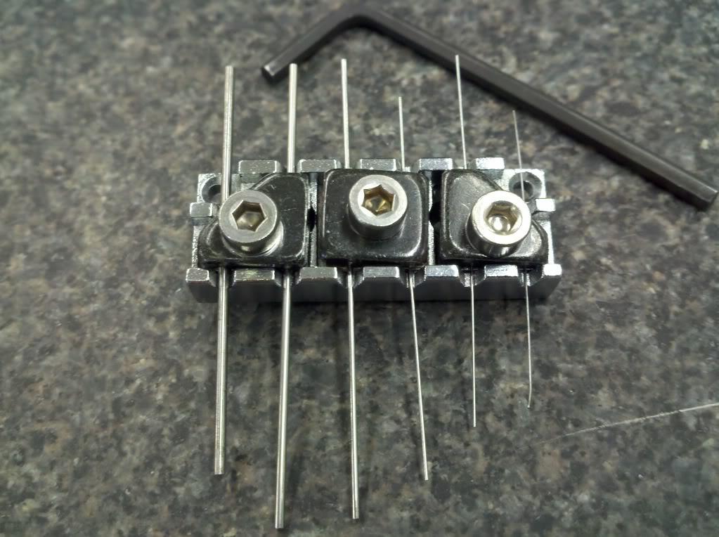 locking - Repairing a Bendmaster locking nut with Helicoils 1304372469