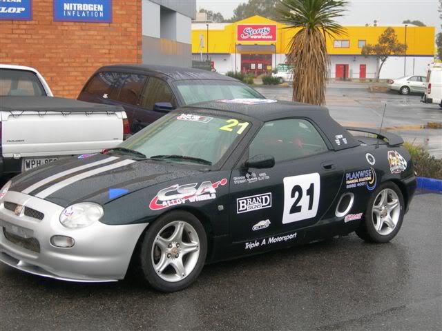 MGF Trophy Race Car DSCN1443