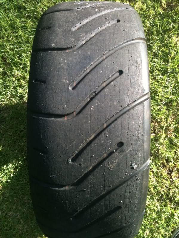 MGF 6 Spoke wheels  Photo16
