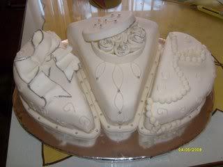 Мали невестински торти 30