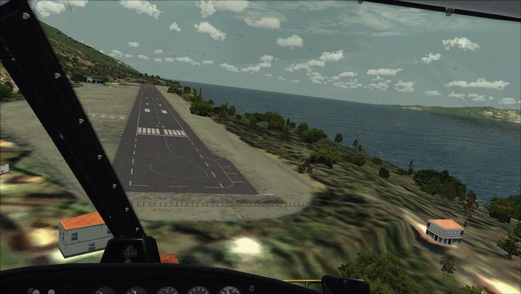 [FSX] Voando por LPSJ (Tropicalsim) LPSJ14
