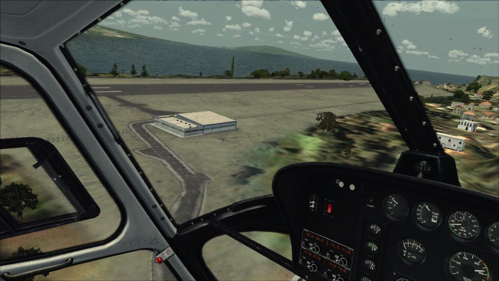 [FSX] Voando por LPSJ (Tropicalsim) LPSJ5