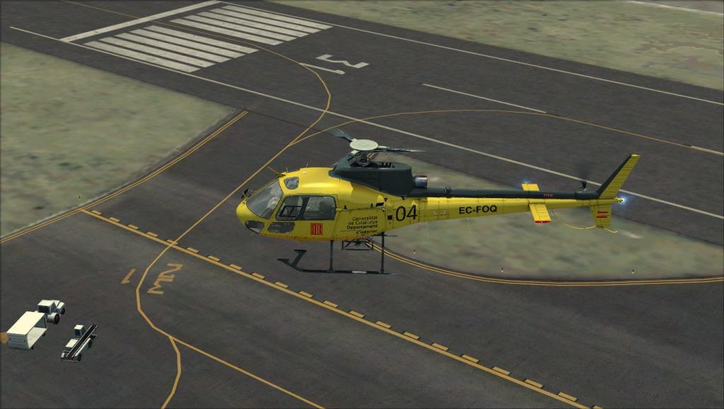 [FSX] Voando por LPSJ (Tropicalsim) LPSJ9