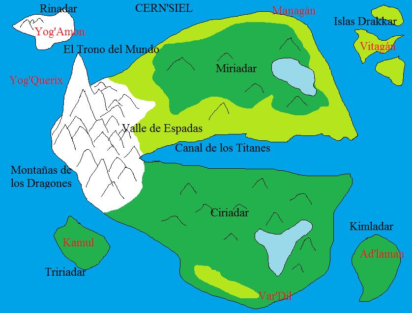 Lerosil (Trasfondo) CernSiel