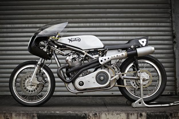 Racer, Oldies, naked ... - Page 39 Norton-750