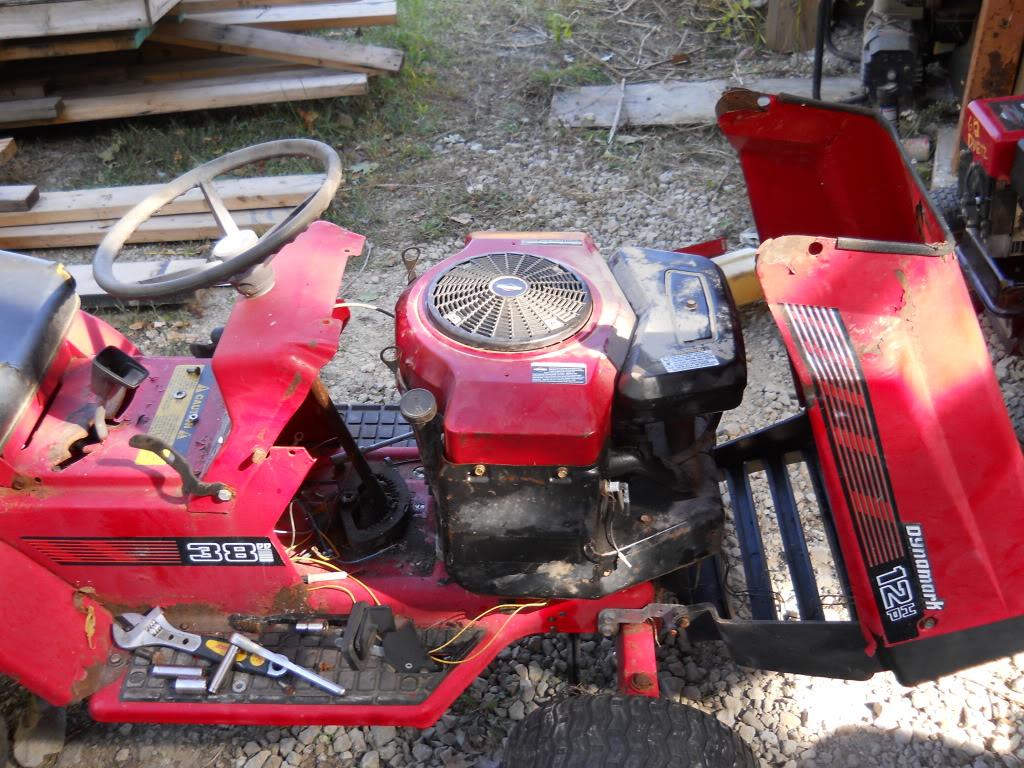 Race Lawn Mower Build Wwwtopsimagescom