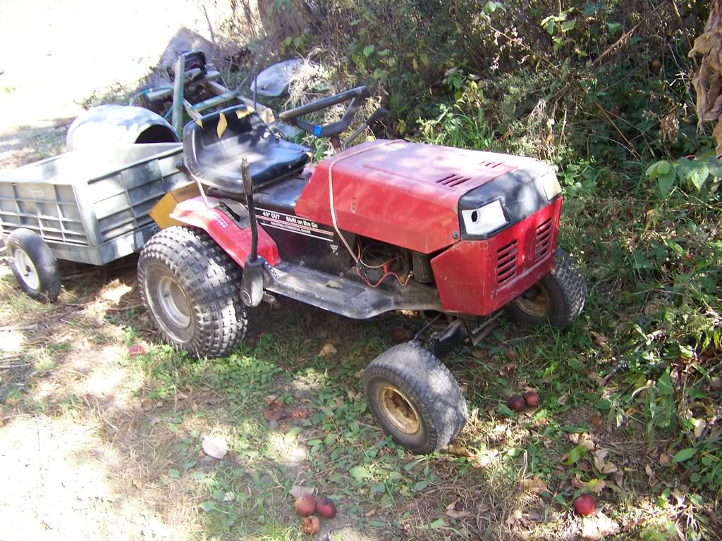 The Tractor That Got You All Into This (First Tractor) Lymanstruckproject026