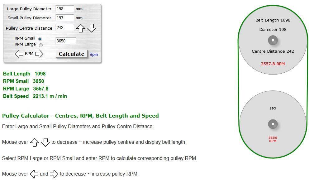 92mph? My new Project, Racing mower! Craftsman / Jonsered LT12 - Page 3 CVTech_zps6b674f4e