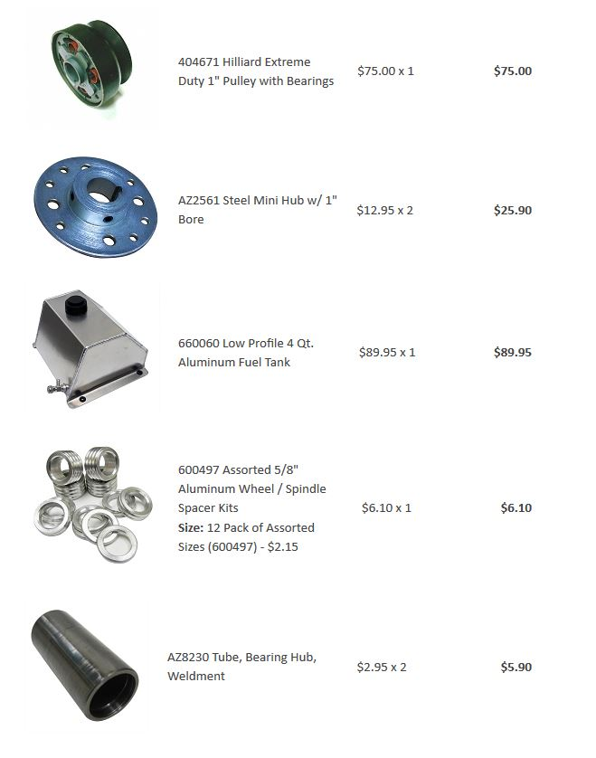 92mph? My new Project, Racing mower! Craftsman / Jonsered LT12 - Page 6 Bmi1_zps2572b0bc