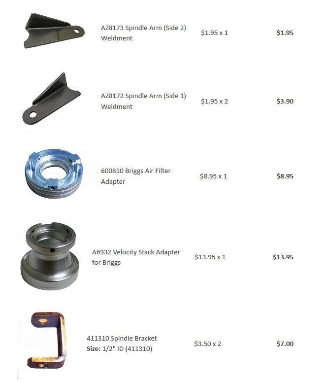 92mph? My new Project, Racing mower! Craftsman / Jonsered LT12 - Page 6 Bmi2_zps6849736b