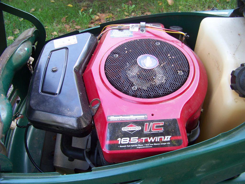 92mph? My new Project, Racing mower! Craftsman / Jonsered LT12 TUES531130006_zpsd1d70f44