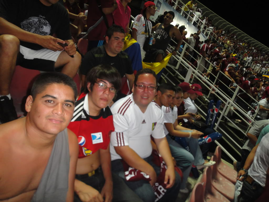 Eliminatoria | Venezuela vs Chile | Pto la Cruz| 09/06/12 | 6:05 pm - Página 5 DSC00225