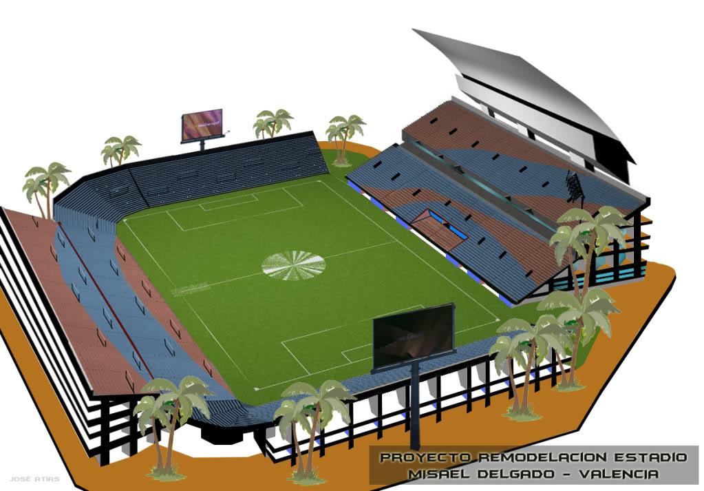 Valencia | Estadio Misael Delgado | 10.000 - Página 36 Proyectremodmisaeldelg