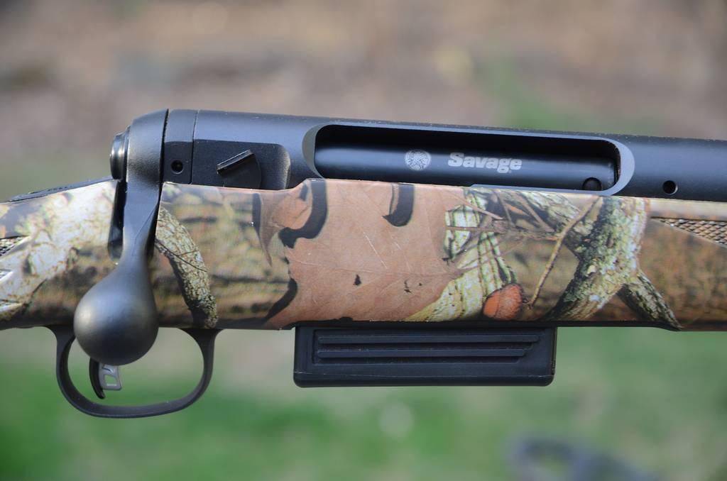 Savage 220F Shotgun DMR_9289