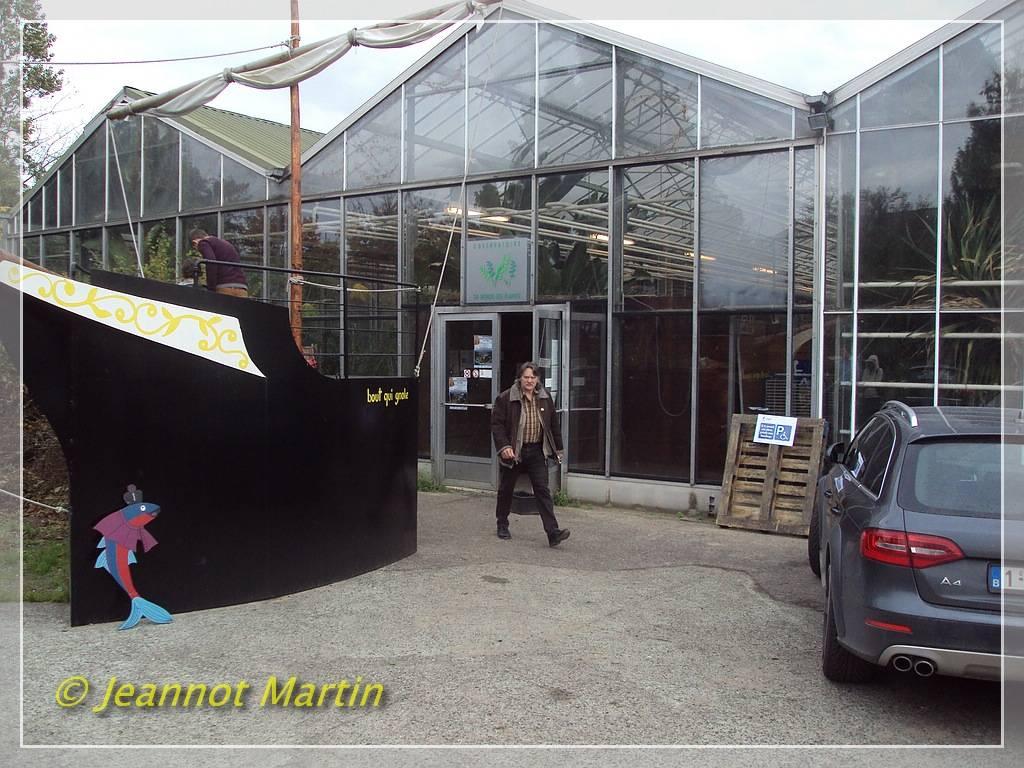 Grande Bourse Aquariophile de Liège - 20 octobre 2013 EntreacuteeObservatoire