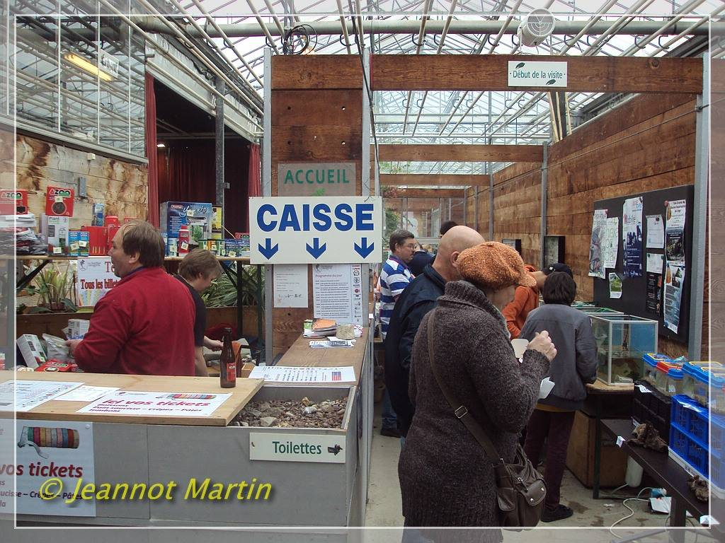 Grande Bourse Aquariophile de Liège - 20 octobre 2013 Entreacuteebourse