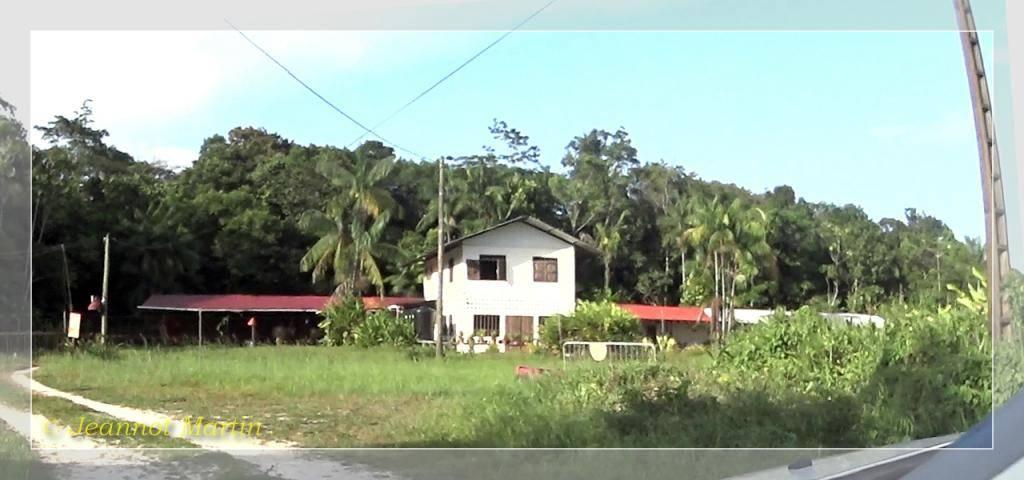Guyane 2014 Unterkunft-2014_10_14