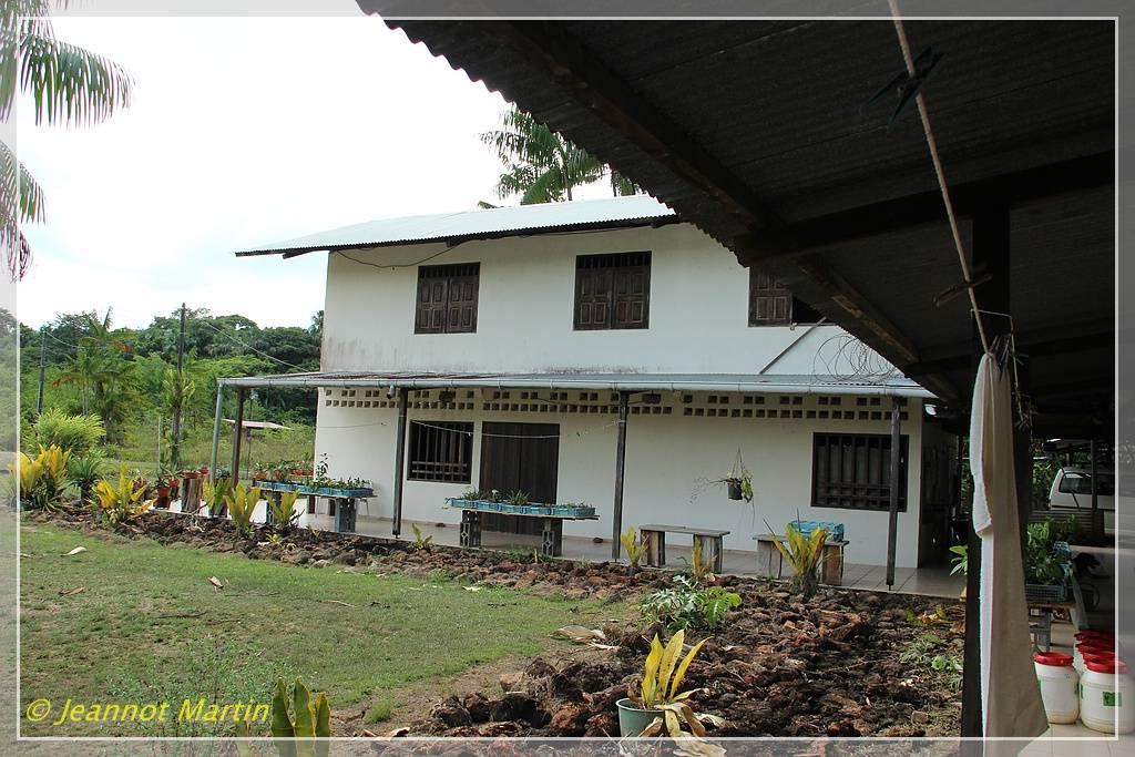 Guyane 2014 Unterkunft-3606
