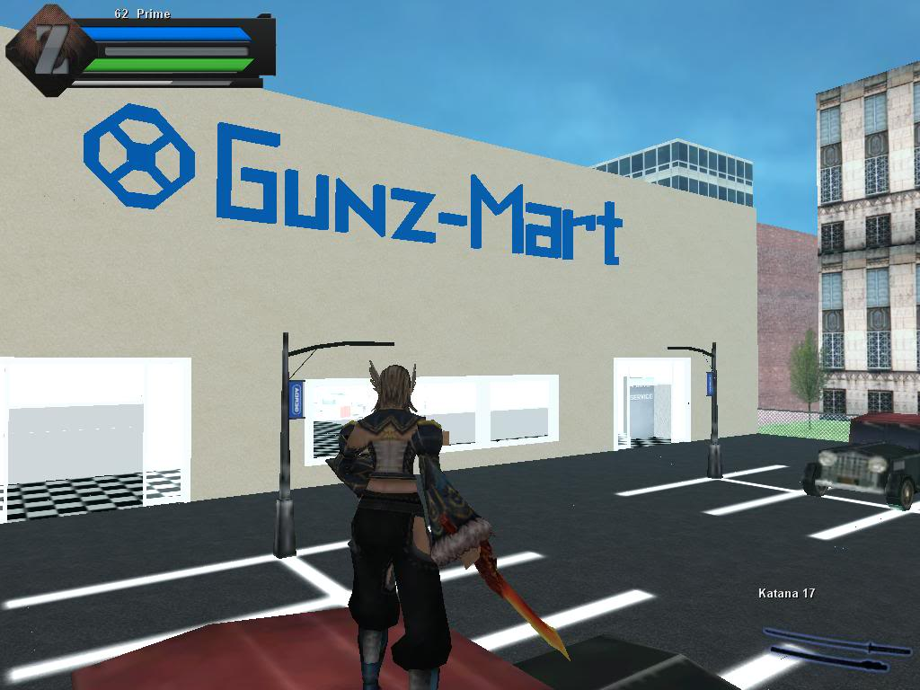 Maps For us xD Gunz104