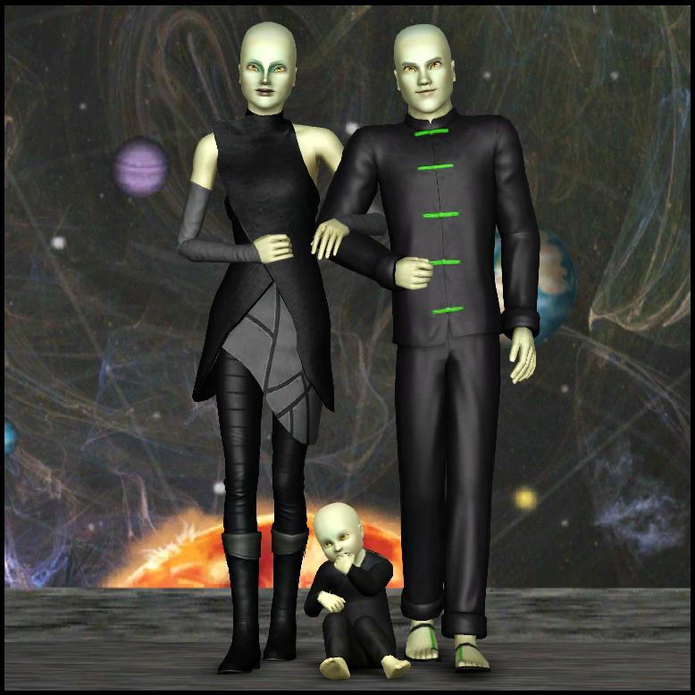 The Dramia Family (perfect for Lunar Lakes) Dramiafam