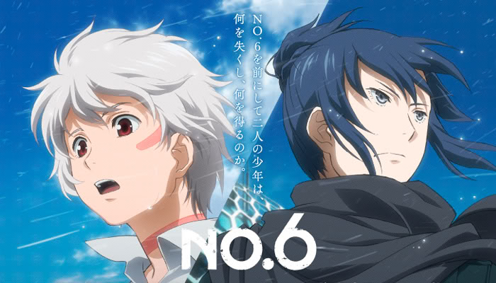 [Anime] No.6 No-6-2