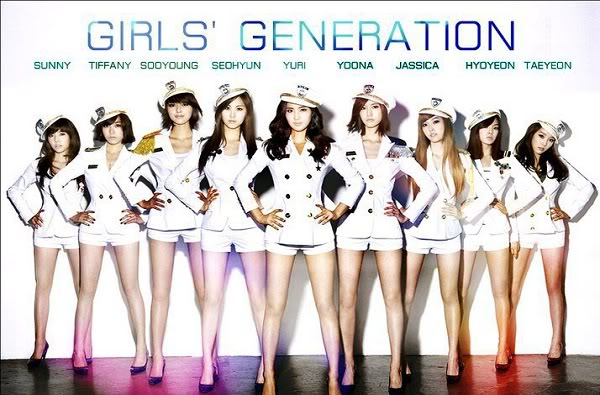 [OTHER] How did you become a fan of Girls' Generation? Xtr