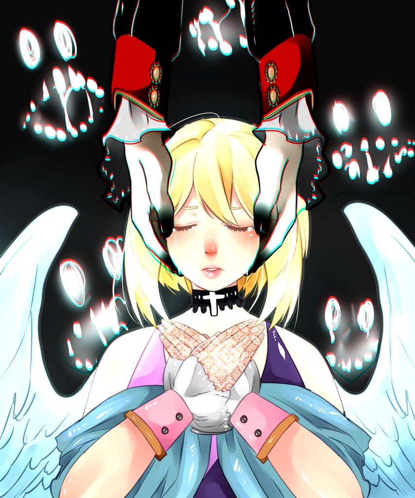 La galerie Random [Shokujin] Angel