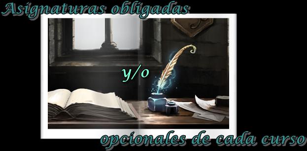 Lista de Asignaturas Por Curso Harry-Potter-BlogHogwarts-Pottermore-Quill-1