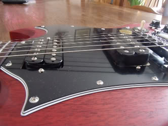 La Gibson SG Special Faded Sgm