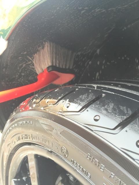 """Gio#22 vs Lotus Elise """"Mentina"""" british racing green IMG_0924_zpsmt8d8ju6"""