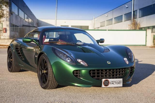 "Gio#22 vs Lotus Elise ""Mentina"" british racing green _MG_5368_zpsthyue3pu"