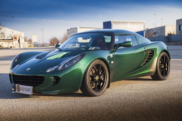 "Gio#22 vs Lotus Elise ""Mentina"" british racing green _MG_5385_zpszuyywa8f"