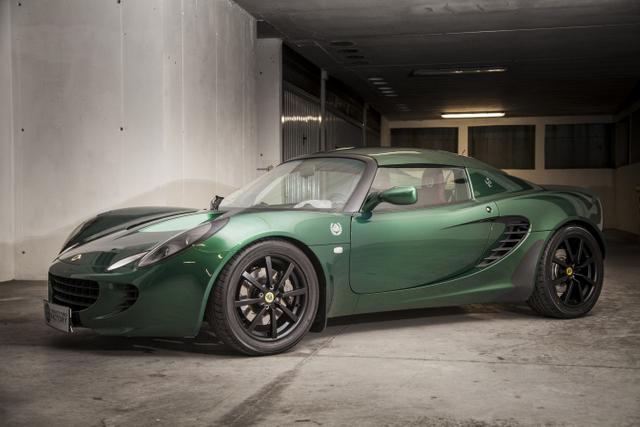 "Gio#22 vs Lotus Elise ""Mentina"" british racing green _MG_5446_zpsffmfewbs"