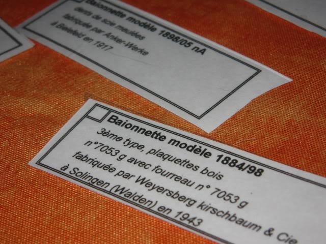 Ma collection: Baïonnettes américaines et Cuirassier français ... MAJ page 18 - Page 3 IMG_8202