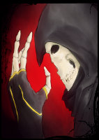 Thinking and being lazy. Grim_Reaper