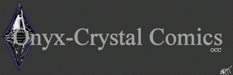 Onyx-Crystal Comics