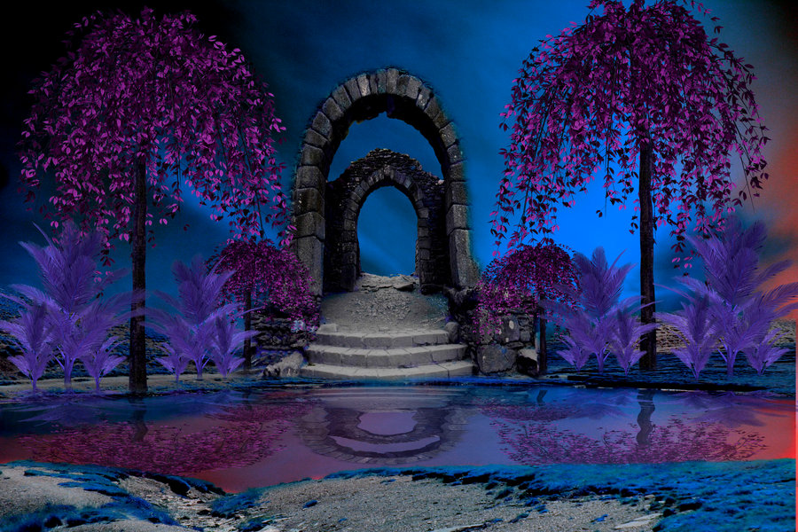 Stage Picture/Concept donation.  Mermaid_lake_background_by_eveningstars242-d51c131