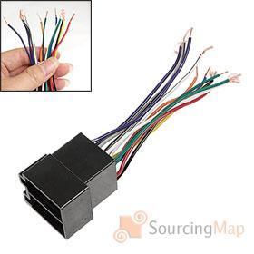 COMO INSTALAR UN AUTOESTEREO Auto-car-stereo-radio-cable-wiring-harness-for-volkswagen-127963n