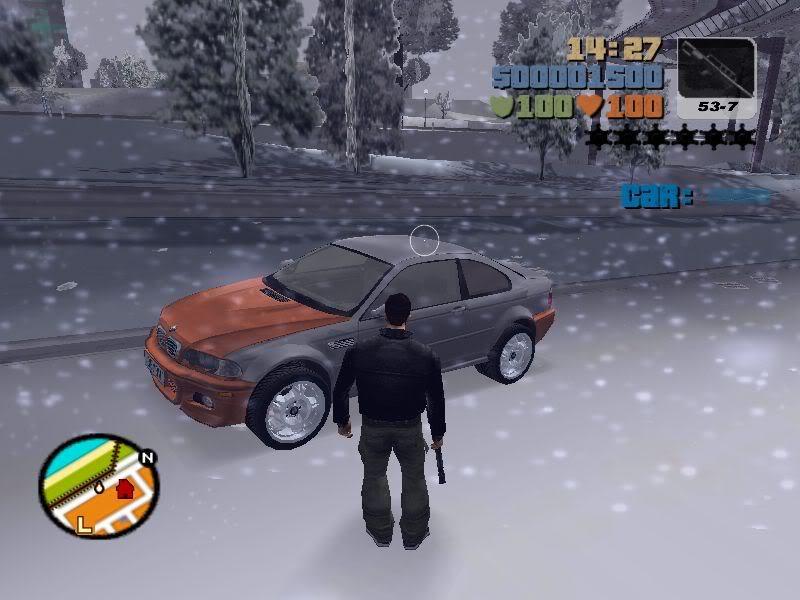 لعبة Grand Theft Auto 3 REAL بحجم 180 ميجا . و شغالة 100% في شكلها الجديد والمعدل من رفعي Gtaw_scr1