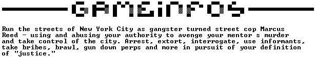 True Crime: New York City Tc_info